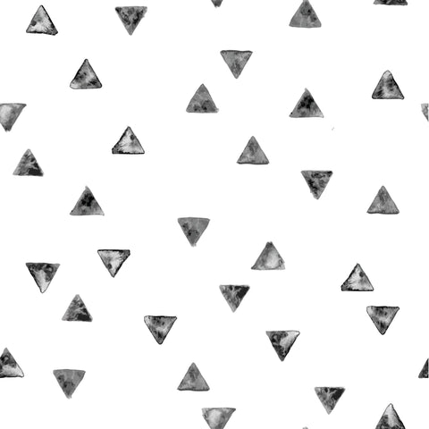 Large Scattered Triangles Photo Backdrop