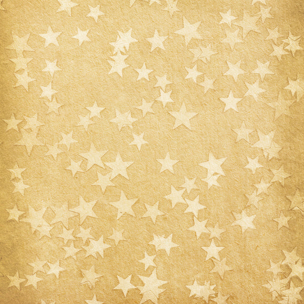 Stars of Gold Photo Backdrop