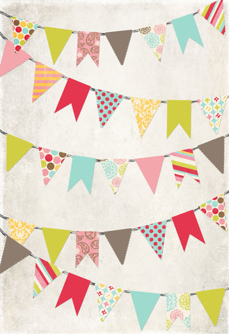 Party Banner Photo Backdrop