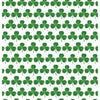 Three Leafed Clovers Photo Backdrop