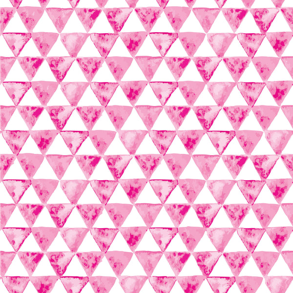 Triangle Pink Photo Backdrop