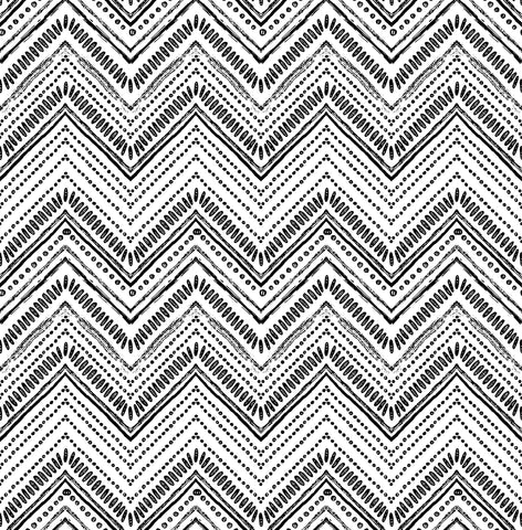 Tribal Zag Photo Backdrop