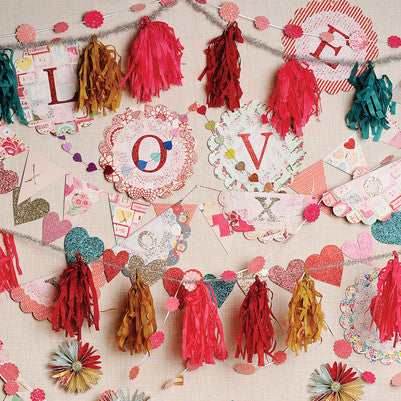 St. Valentines Photo Backdrop