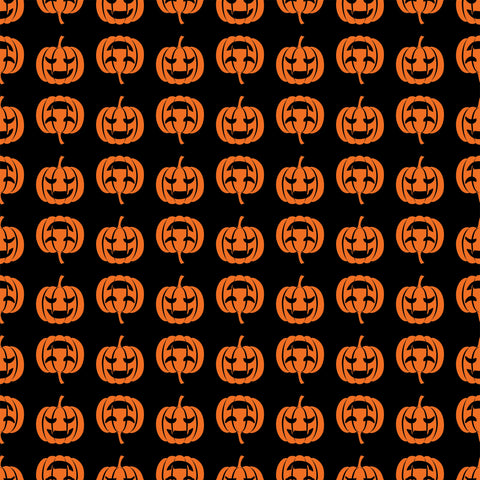 Vampire Pumpkins Photo Backdrop