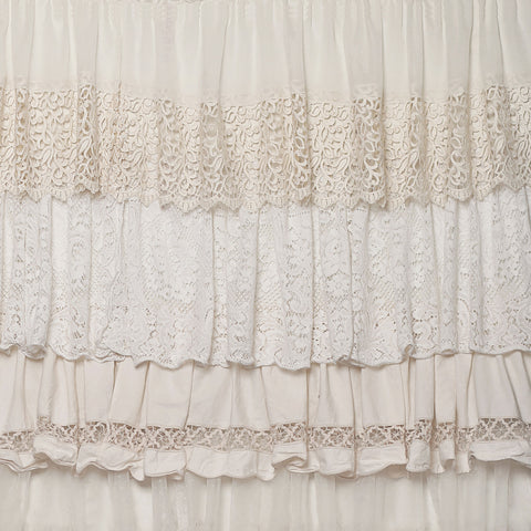 Vintage Ruffles Photo Backdrop