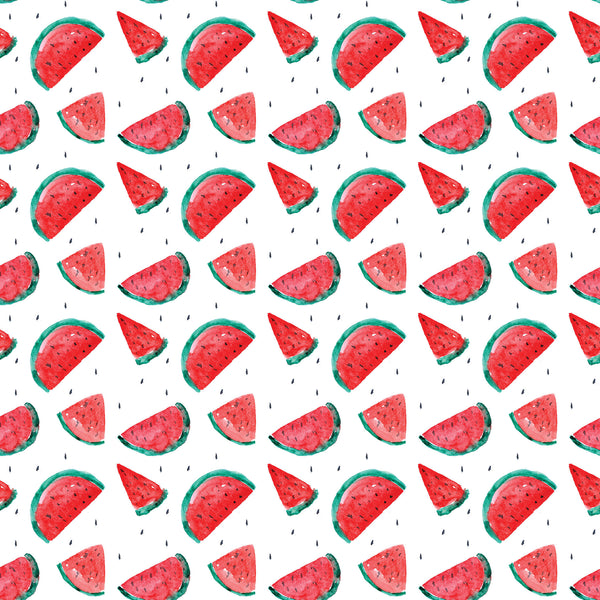Used - Watermellon Photo Backdrop