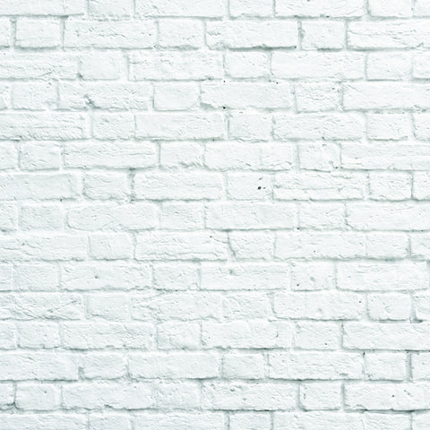 White Bricks Photo Background