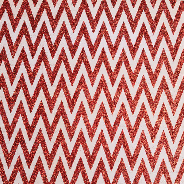 Zig Zag Sparkle Photo Backdrop
