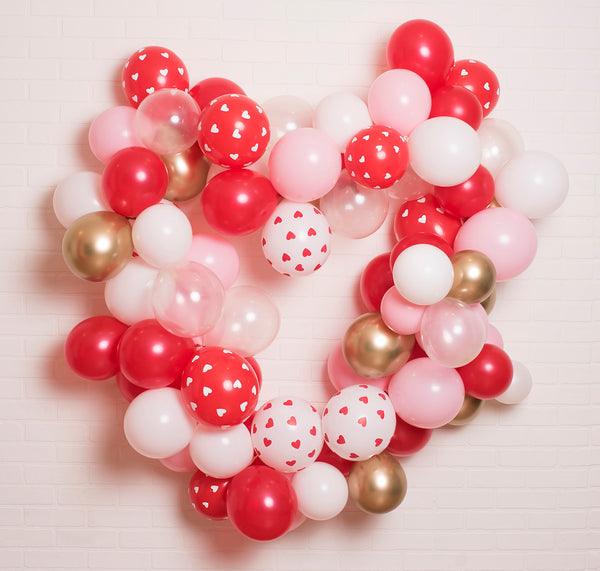 Balloon Garland Photo Background