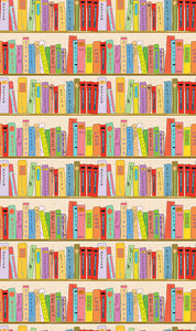Clearance Bookworm Photo Backdrop