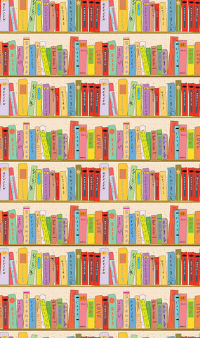 Bookworm Photo Backdrop