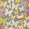 Colorful Butterflies Photo Backdrop