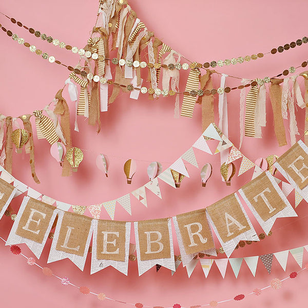 Celebrate Photo Backdrop