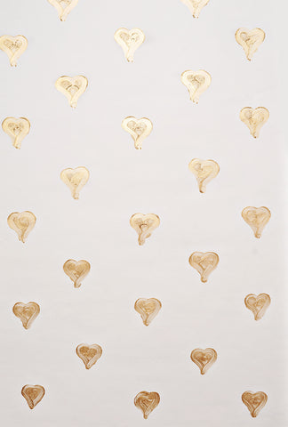 Hearts of Gold Photo Backdrop