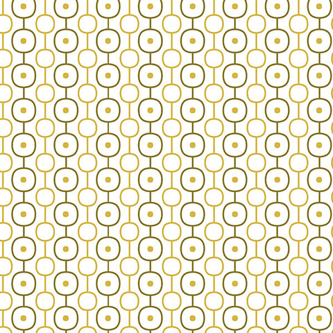 Mid-Century Circles Photo Backdrop