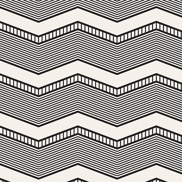 Modern Zig-Zag Photo Backdrop