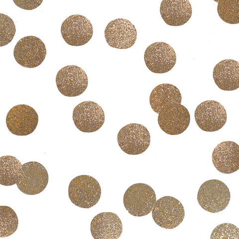 Gold Polka Photo Backdrop