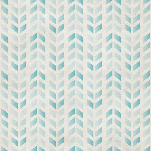 Blue Herringbone Photo Background