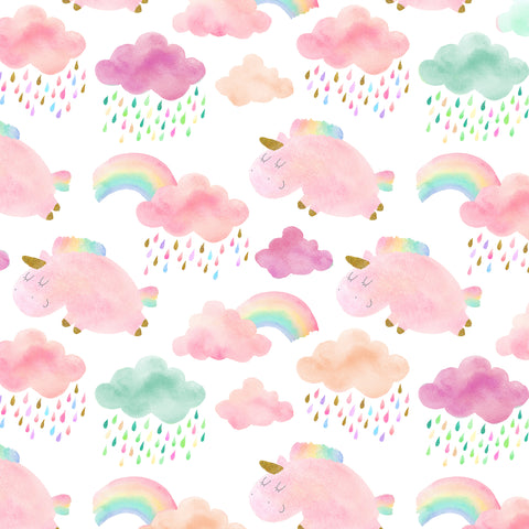 Unicornia Photo Backdrop