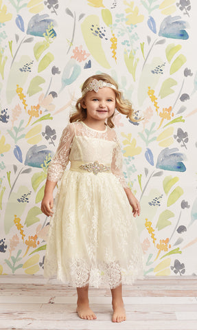 Wild Flower Photo Backdrop