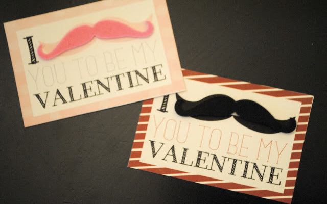 Pun Intented Valentine Cards | Source Itsy Belle