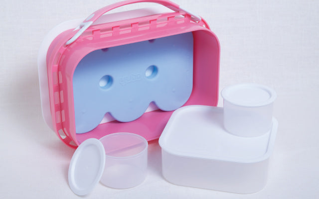 Personalized Lunchboxes   by Tickled Peach Studio