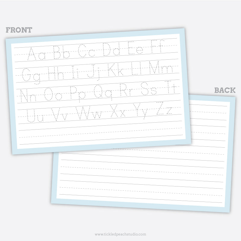 Activity Placemat - Handwriting - Learning Placemat