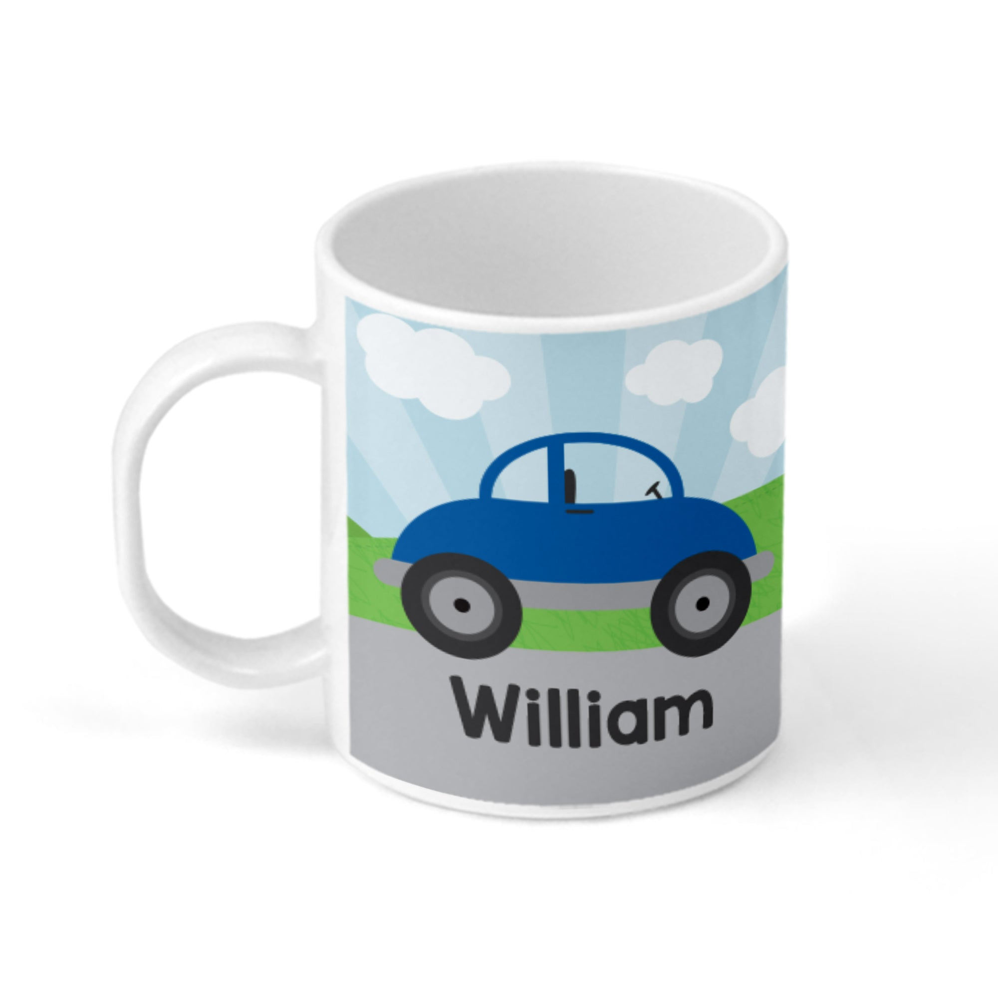 Car Personalized Mug