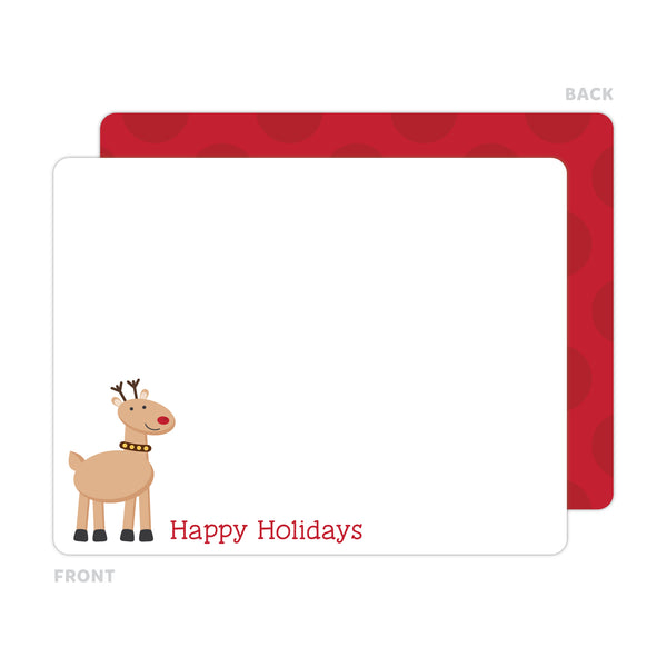Reindeer Note Cards