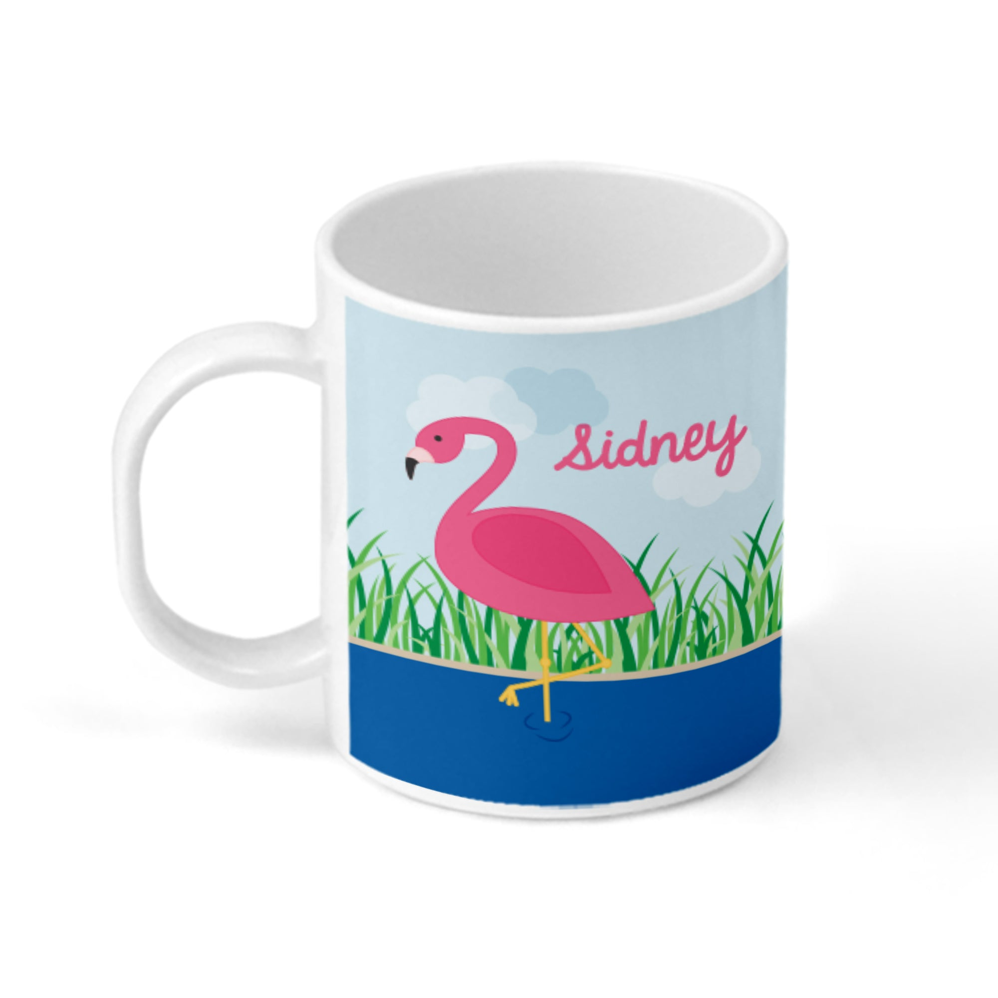 Flamingo Personalized Mug