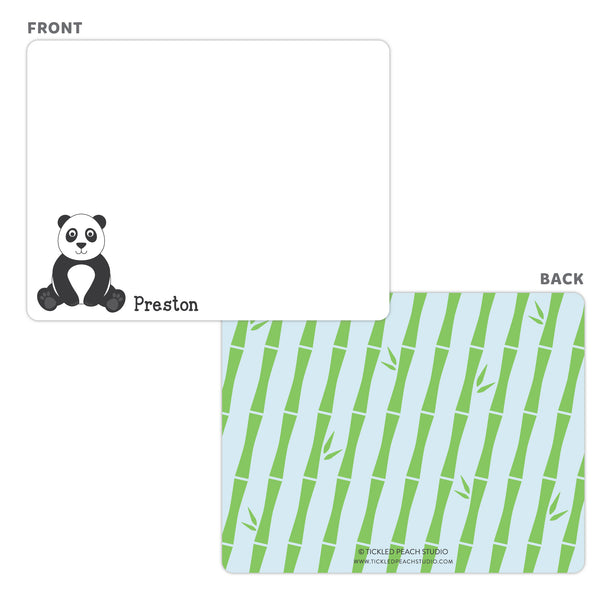 Panda Note Cards