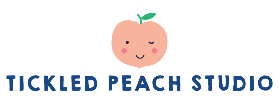 Tickled Peach Studio