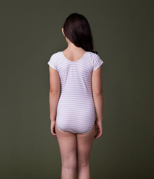 Classic Stripe Children's Leotard