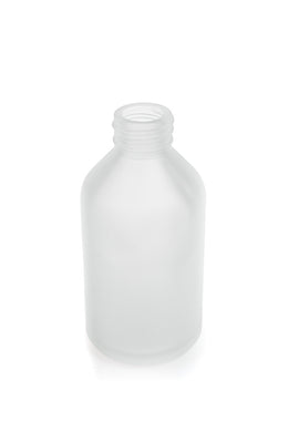 Extra Tall 300ml Boston Round Diffuser Bottle - Transparent White