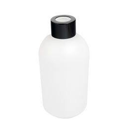 Boston Tall Round Diffuser Bottle - Matt White