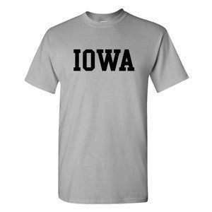 Block Iowa Basic - Grey
