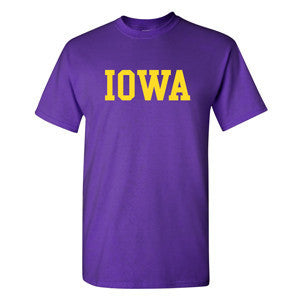 Block Iowa Basic - Purple
