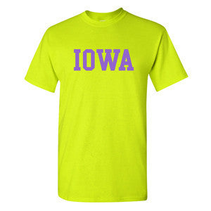 Block Iowa Basic - Safety Green