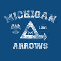 UGP Classics: Michigan Arrows - Tri-Indigo