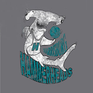 Harrisburg Hammerheads - CBA - Athletic Grey