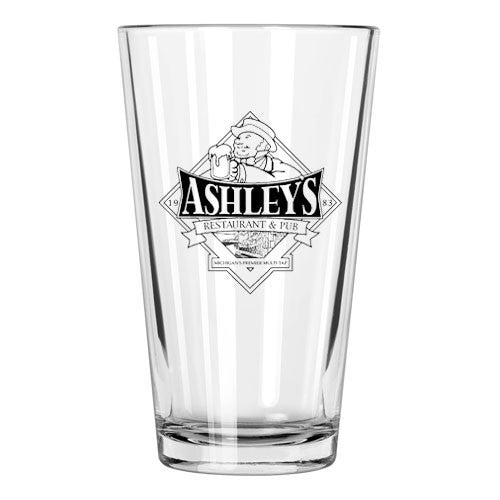 Made in AA Pint Glass - Ashleys