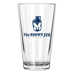 Made in AA Pint Glass - Brown Jug