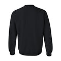 Purdue University Boilermakers Modern Outline Crewneck Sweatshirt - Black