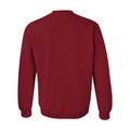 Carnegie Mellon University Tartans Basic Block Crewneck Sweatshirt- Cardinal