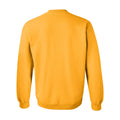University of Iowa Hawkeyes Basic Block Crewneck Sweatshirt - Gold