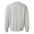 IU Trident Inside Out Crew - Sport Grey
