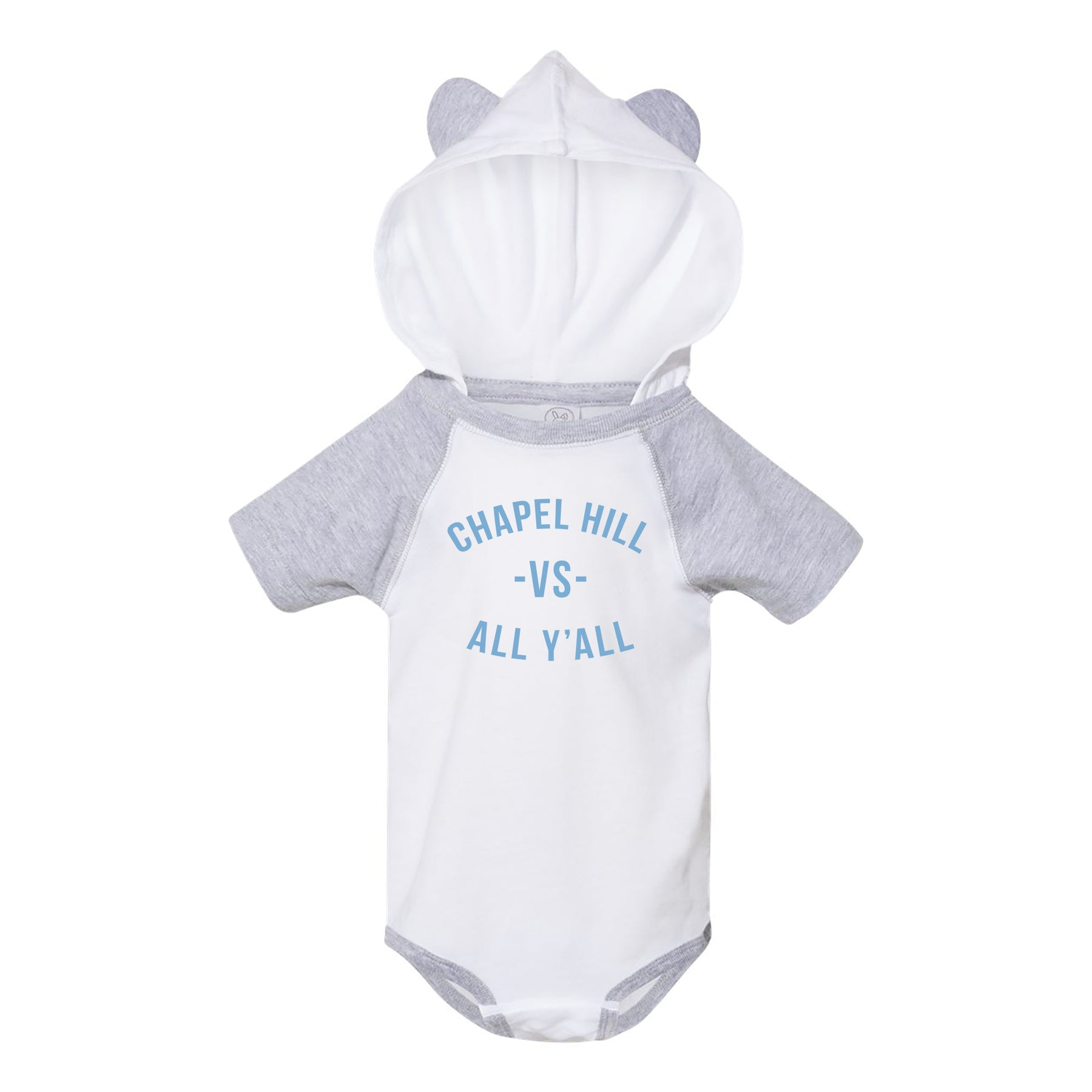 Chapel Hill Vs All Y/'all Infant Creeper Bodysuit
