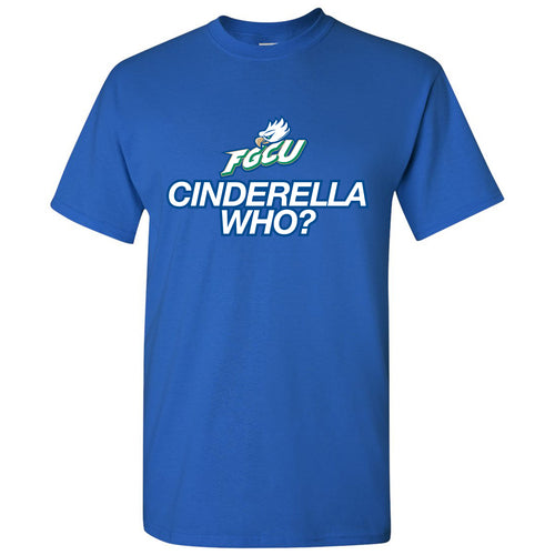 FGCU Cinderella Who - Royal