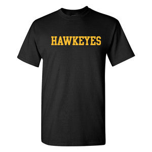 Block Hawkeyes Basic - Black