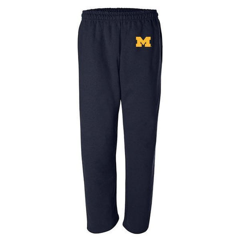Block M Sweatpants - Navy